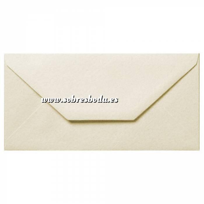 Imagen Sobre Americano DL 110x220 Sobre crema textura DL