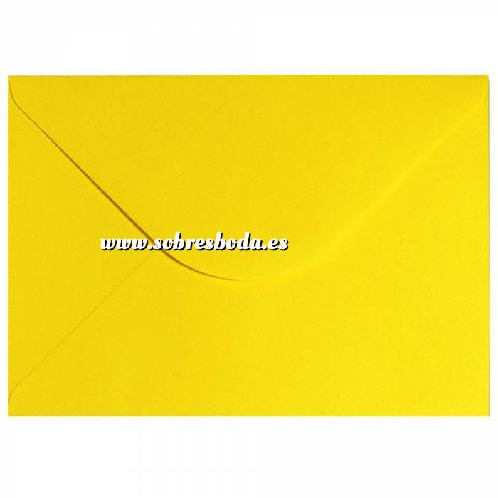 Imagen Sobres C5 - 160x220 Sobre Amarillo Oscuro c5