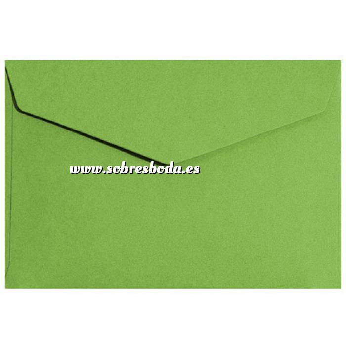Imagen Sobres C5 - 160x220 Sobre Verde manzana pico c5