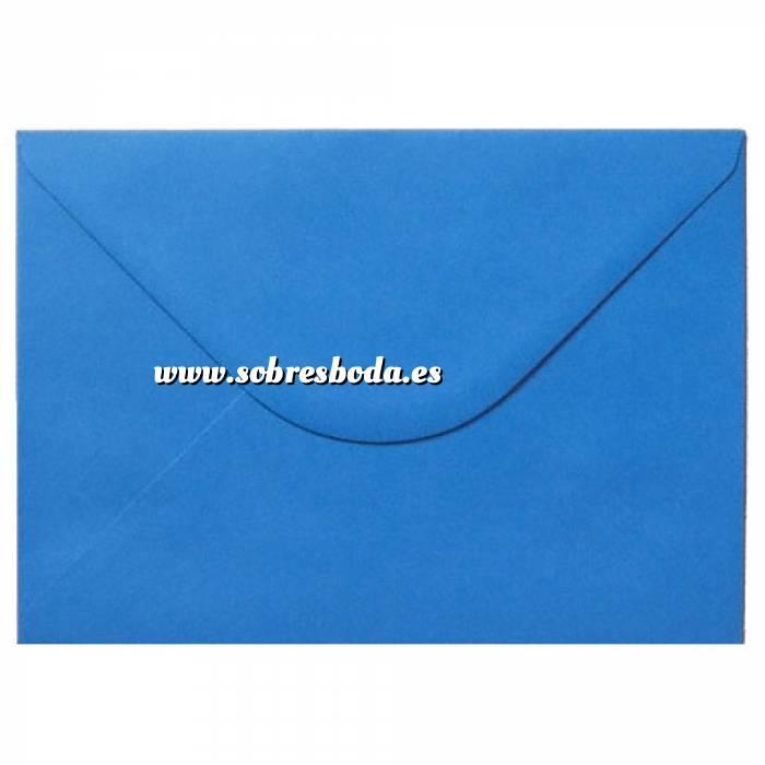 Imagen Sobres C5 - 160x220 Sobre azul c5