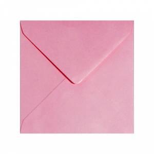 Sobres Cuadrados - Sobre rosa Cuadrado